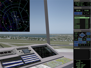 Multiplayer Using Air Traffic Control Panels
