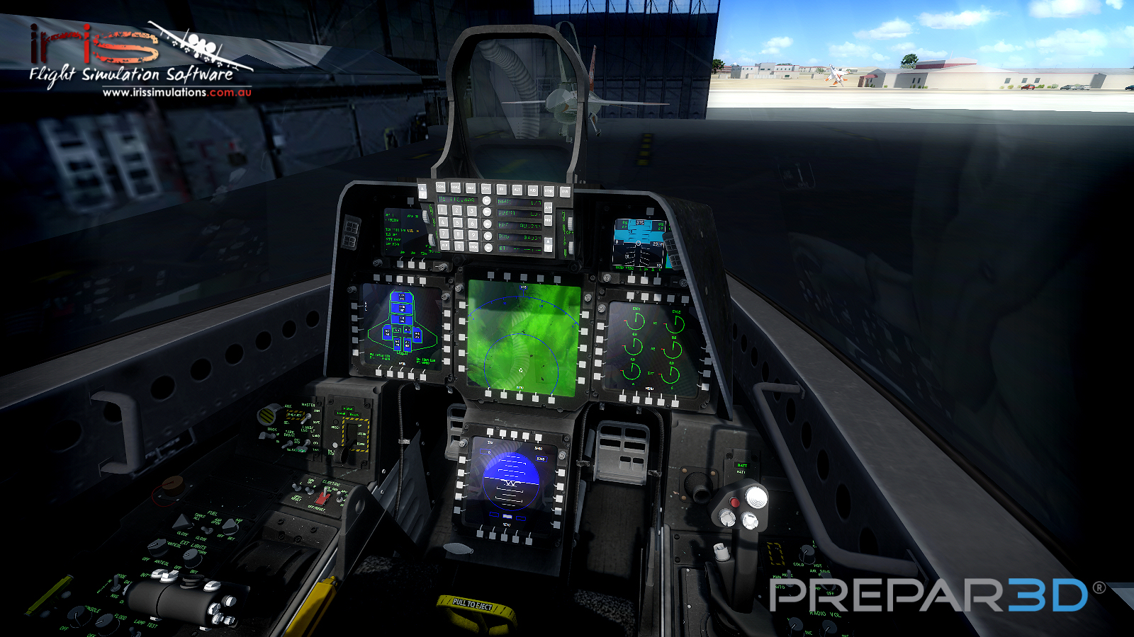 Raptor cockpit classified? - General F-22A Raptor forum