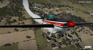 Extra 300s from Alabeo for Prepar3D v2