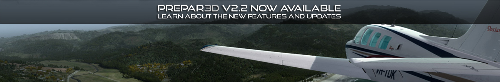 Prepar3D v2.2 Now Available