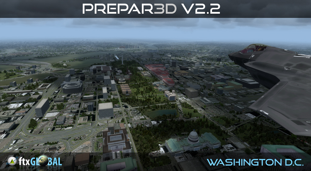 Enhance Your Prepar3D v2 Experience with FTX Global from Orbx